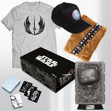 Box collector #1 - Heroes of Star Wars