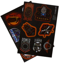Pack de patches thermocollants Star Wars