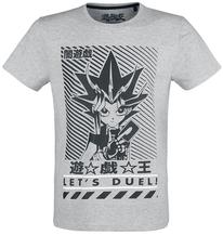 T-Shirt - Yu-Gi-Oh! - Let's Duel