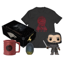 Box Collector Game of Thrones
